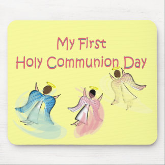 My First Holy Communion Day Gifts Mouse Pad
