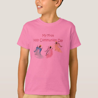 My First Holy Communion Day Gifts T-Shirt