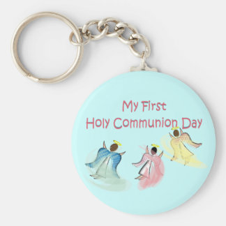 My First Holy Communion Day Key Chain