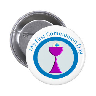 My First Holy Communion Gifts Button