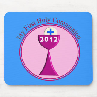 My First Holy Communion Gifts Mouse Pad