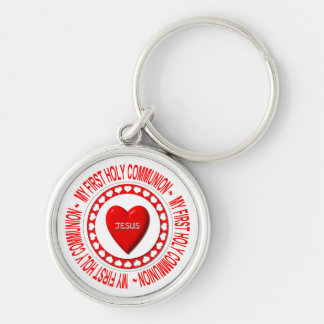 My First Holy Communion Key Chain