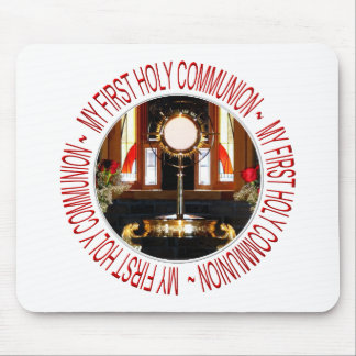 My First Holy Communion Mouse Pad