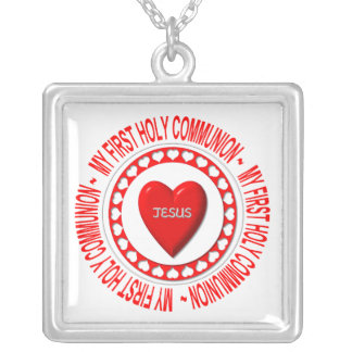 My First Holy Communion Necklace