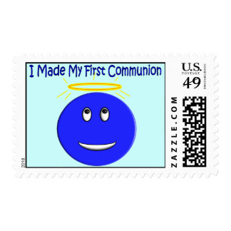 My First Holy Communion Postage Stamps