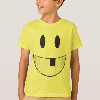 My first loose tooth emoji T-Shirt