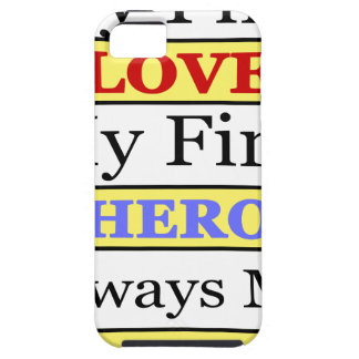 My First Love My First Hero Always My Mother iPhone SE/5/5s Case