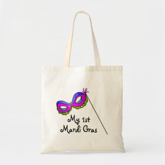My First Mardi Gras Tote Bag