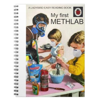 My First Methlab Note Books
