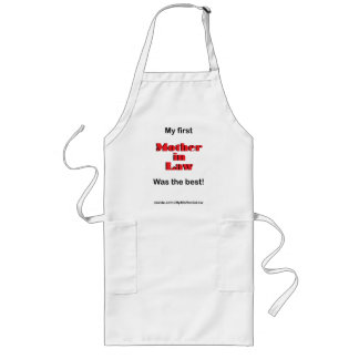 My first Mother in Law (Apron)
