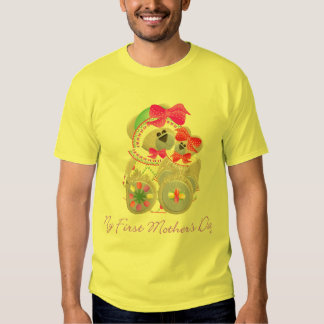 My First Mother's Day (bear) T Shirt