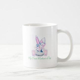 My First Mother's Day (bunny) Coffee Mug
