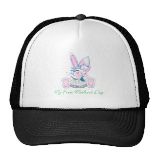 My First Mother's Day (bunny) Trucker Hat