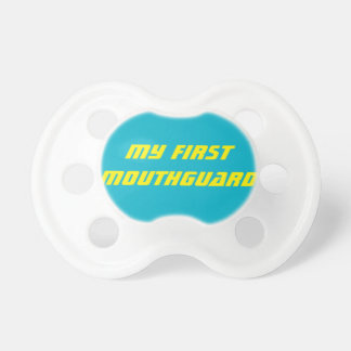 My First Mouth-guard - Pacifier BooginHead Pacifier