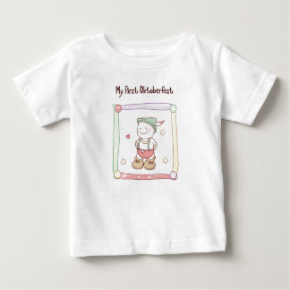 My First Oktoberfest Infant T-shirt