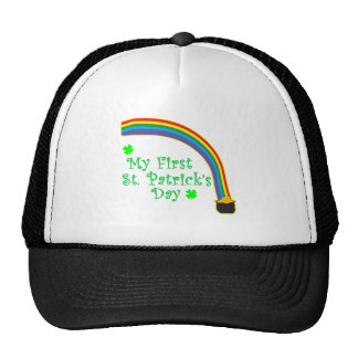My First St. Patrick's Day Trucker Hat