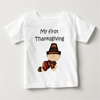 My First Thanksgiving Boy #2 *T-shirt* Shirt