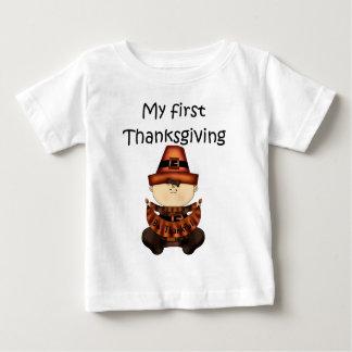 My First Thanksgiving Girl #2 *T-shirt* Infant T-shirt