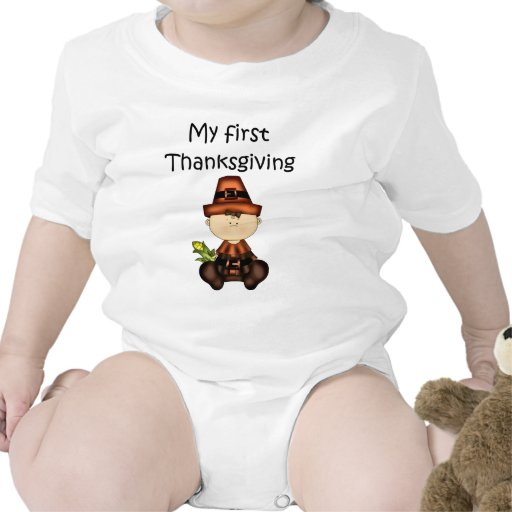 My First Thanksgiving Girl #3 *Creeper*