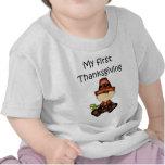 My First Thanksgiving Girl #3 *T-shirt*