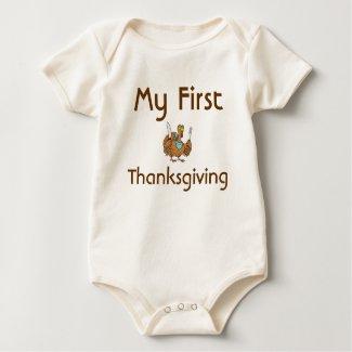 My first Thanksgiving shirt