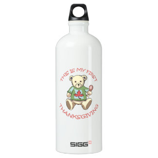My First Thanksgiving SIGG Traveler 1.0L Water Bottle