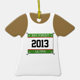 My First Ultra Singlet - Customizable Year Christmas Ornaments