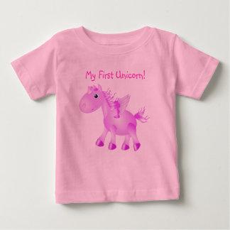 My First Unicorn! T Shirts