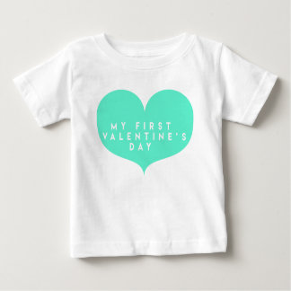 My first Valentine's Day Baby T-Shirt