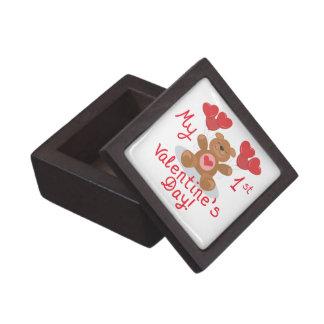 My First Valentines Day Premium Jewelry Box