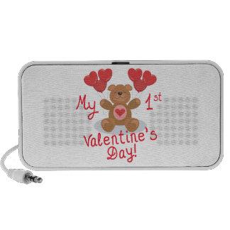My First Valentines Day Travel Speaker