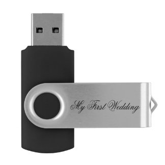 My First Wedding, USB flash drive