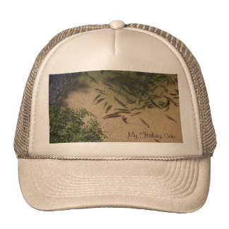 My Fishin Cap Trucker Hat