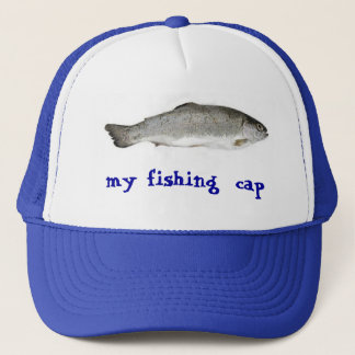 my fishing  cap