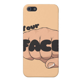 My Fist your Face Covers For iPhone 5