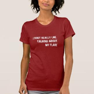 my flare shirt