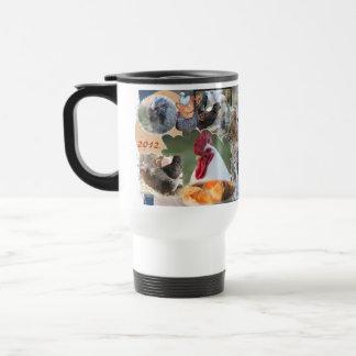 My Flock 2012 Travel Mug