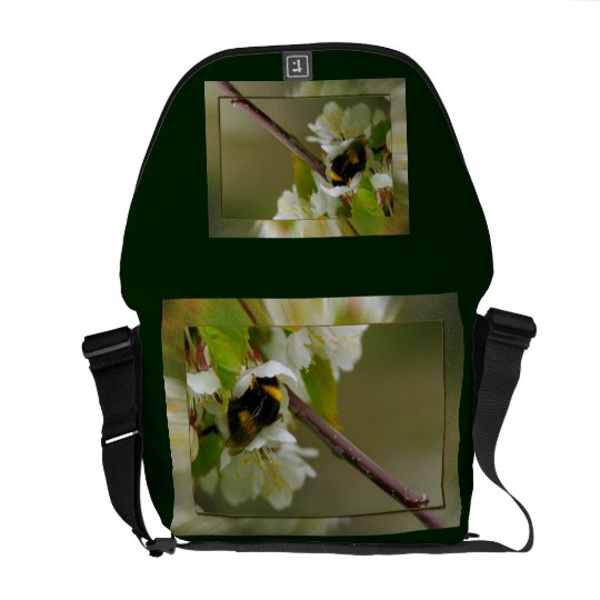 My Flower Courier Bag