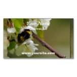 My Flower Magnetic Business Cards