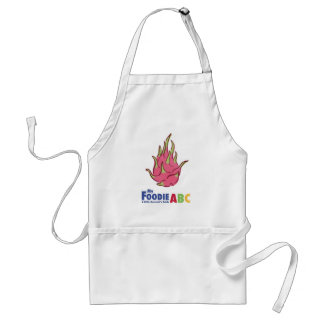 My Foodie ABC: Dragon Fruit Apron