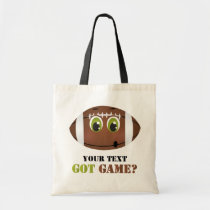 bag, tote, tote-bag, sports, soccer, zone, birthday, children, team, football, Bag with custom graphic design