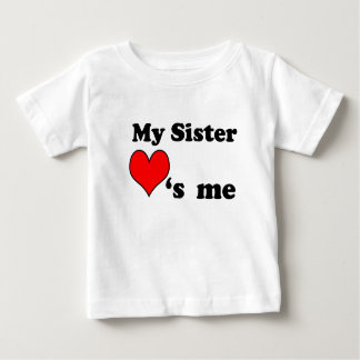 My for the loves me baby T-Shirt