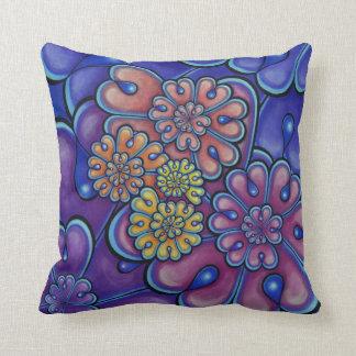 My Fractal Heart pillow