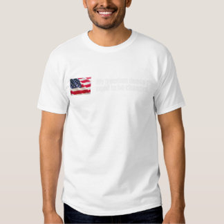 My freedom doesn't need to be changed Bumpers Shirt
