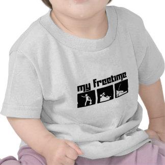 My freetime 2 tshirts