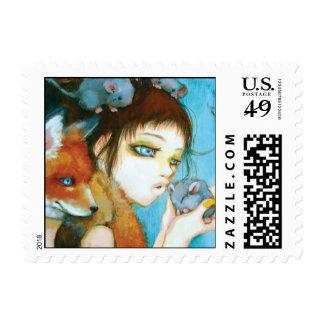 My Frenemies Stamps