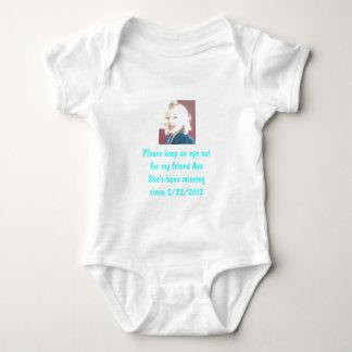 My friend Ava Baby Bodysuit