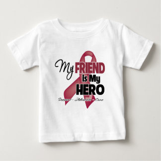 My Friend is My Hero - Multiple Myeloma Tshirts