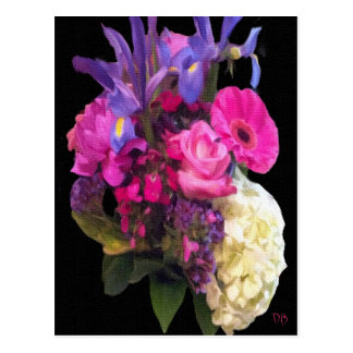 My Friend Kris' Bouquet Cards