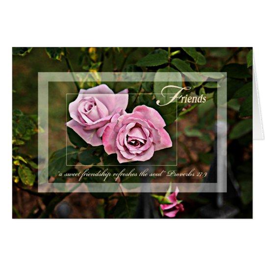 my friend Rose Card